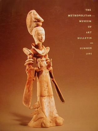 Metropolitan Museum Of Art Bulletin Summer 1990: The Arts of Ancient China (Volume 48, Number 1)