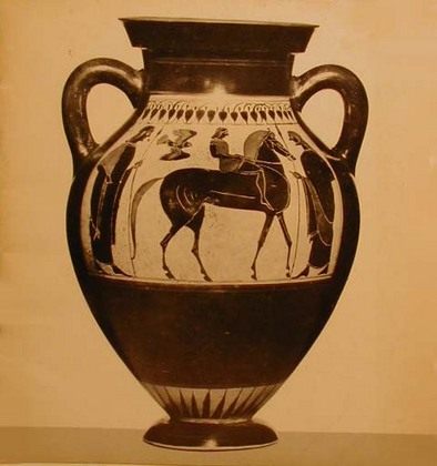 Masterpieces Of Greek Vase Painting 7th To 5th Century Bc