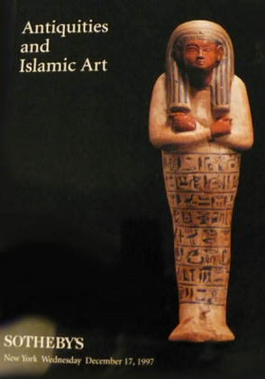 Antiquities and Islamic Art, December 17, 1997