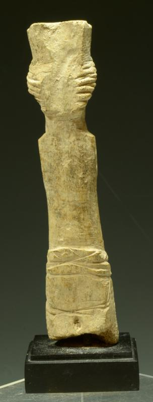 Roman Bone Carved Doll of Aphrodite