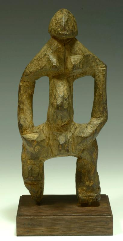 African Senufo Wood Carved Figure